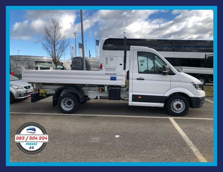 kamion prevoz as