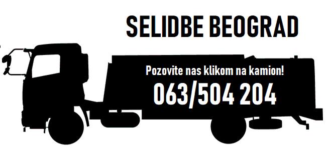 kamionske selidbe