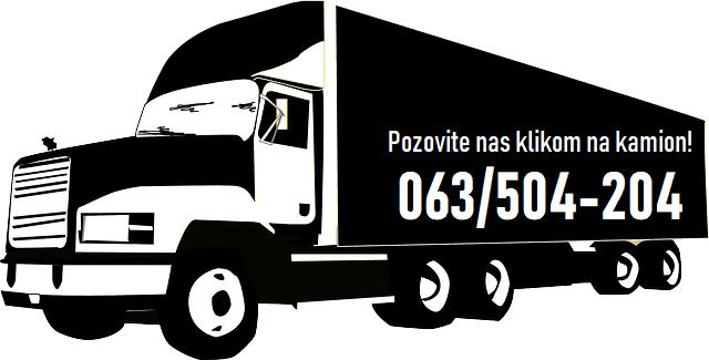 prevoz robe srbija