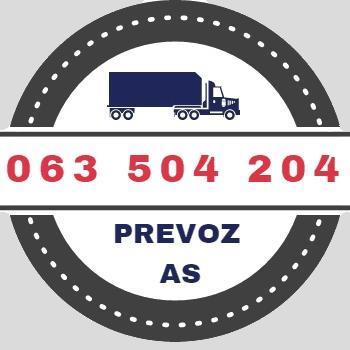 prevoz as logo