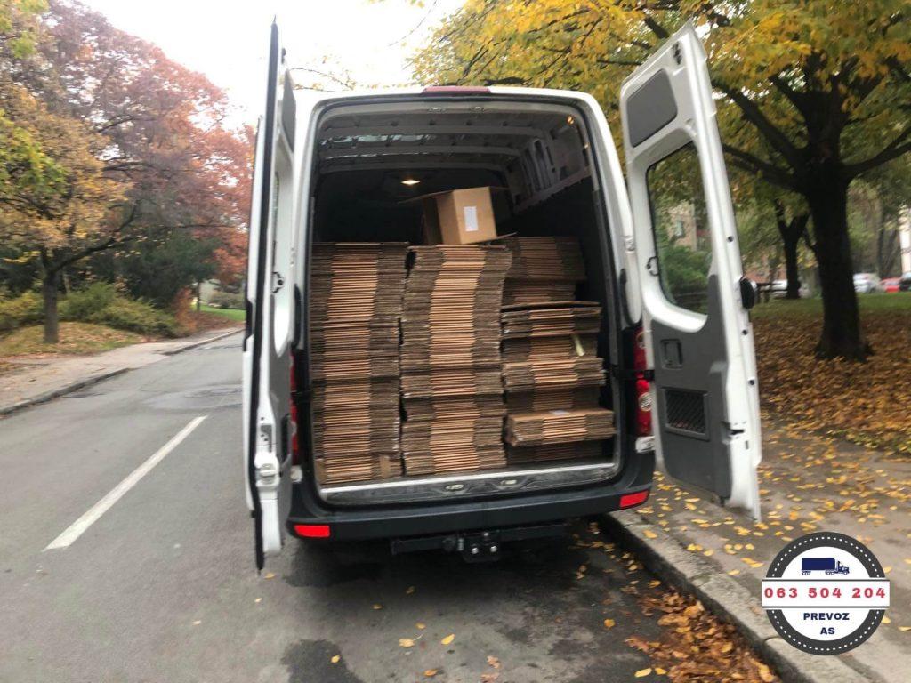 kartonske kutije selidbe