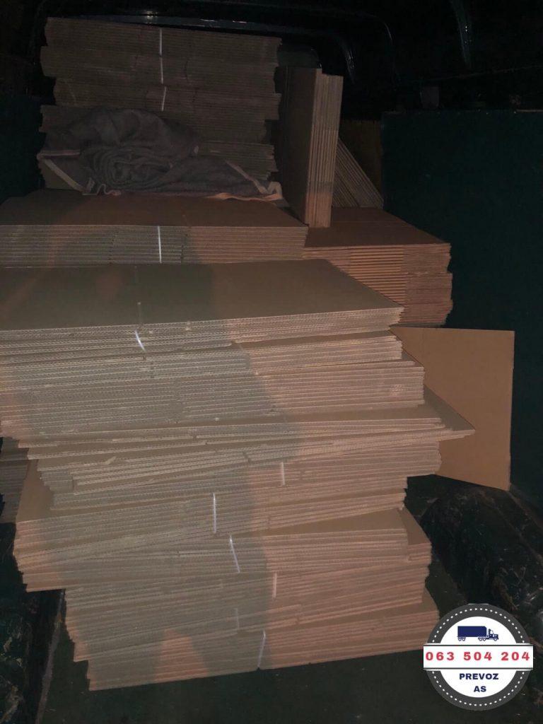 otkup kartonskih kutija